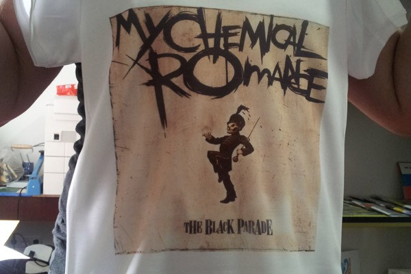Футболка «My chemical romance»